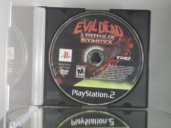 Evil Dead Fistful Of Boomstick