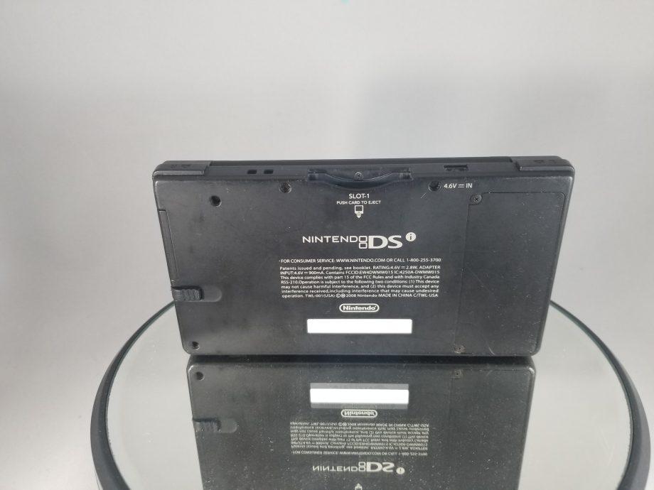 Nintendo DSi Black Back