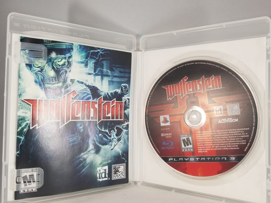 Wolfenstein Disc