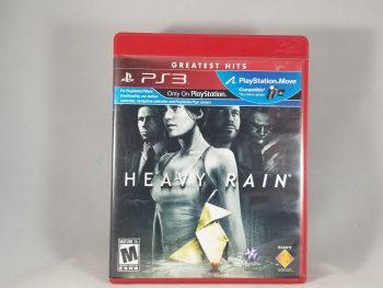 Heavy Rain Front