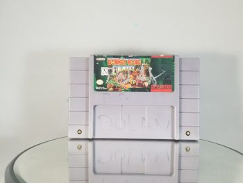Donkey Kong Country Front