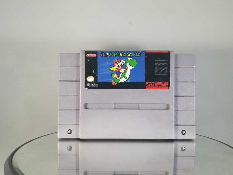 Super Mario World Front