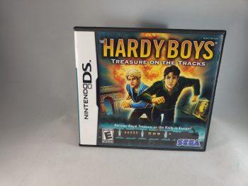 The Hardy Boys Treasure On The Tracks