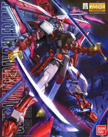 Gundam 1/100 Master Grade Astray Red Frame Revise