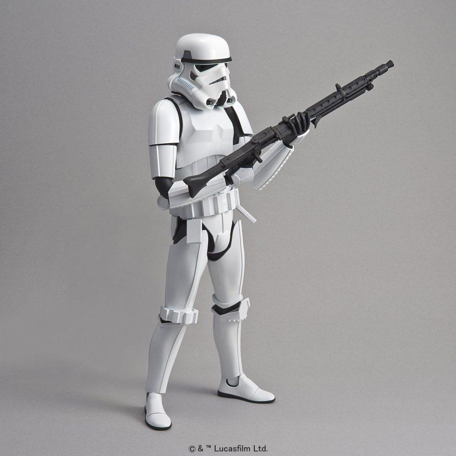 1/6 Stormtrooper Model Kit Pose 2