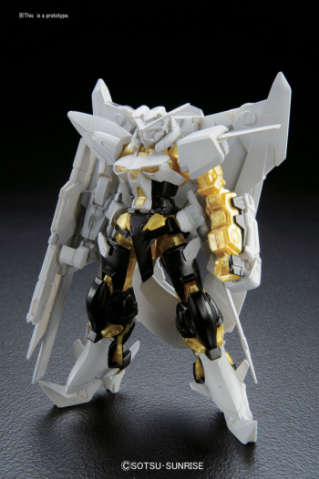 Gundam Seed 1/144 High Grade Gundam Astray Gold Frame Amatsu Mina