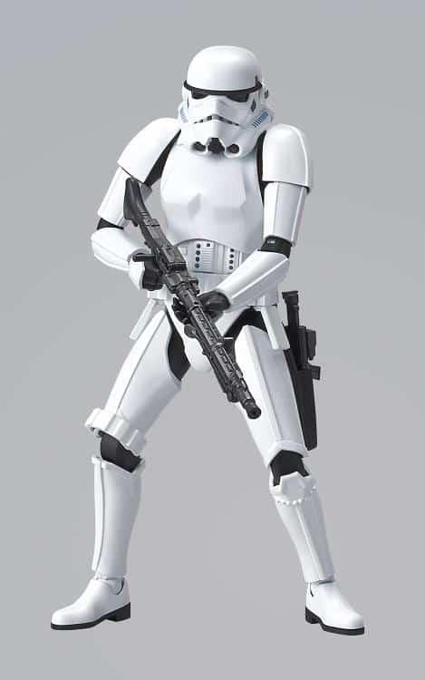 1/12 Han Solo Stormtrooper Model Kit Pose 2