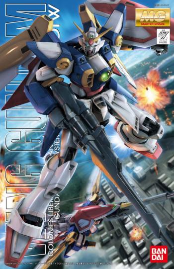 Gundam Wing 1/100 Master Grade Wing Gundam