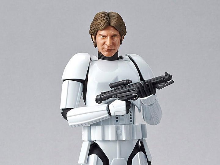 1/12 Han Solo Stormtrooper Model Kit Pose 1