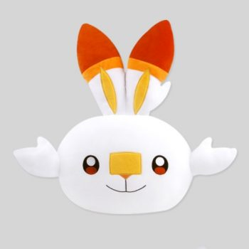 Scorebunny Face Cushion