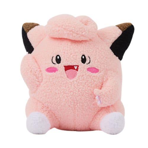 Pokemon Clefairy Curly Plush