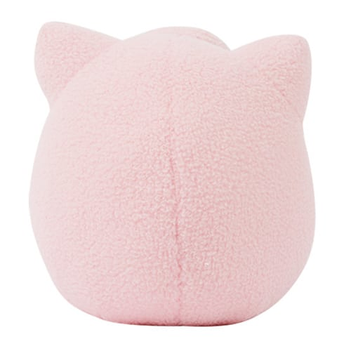 Jigglypuff Curly Fabric Plush Pose 3