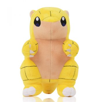 Pokemon Sandshrew Plush