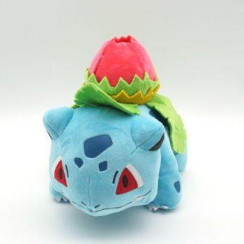 Pokemon Ivysaur Plushie Pose 1