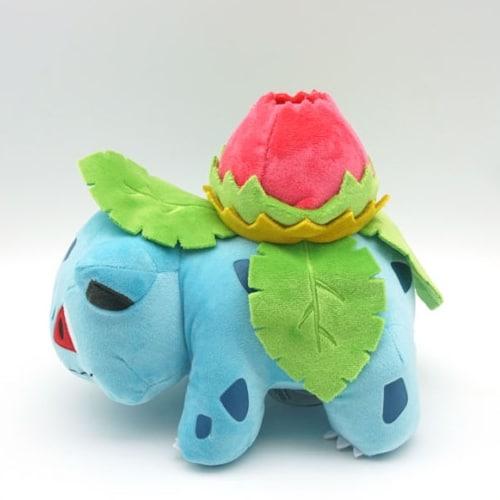 Pokemon Ivysaur Plushie Pose 2