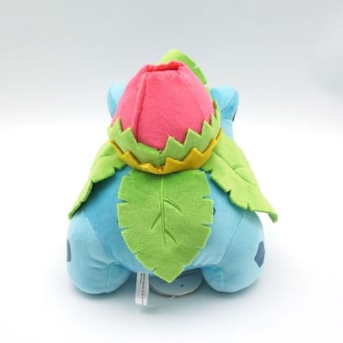 Pokemon Ivysaur Plushie Pose 3