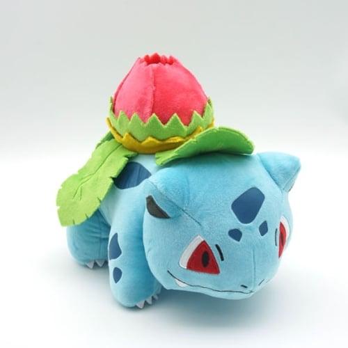 Pokemon Ivysaur Plushie Pose 4