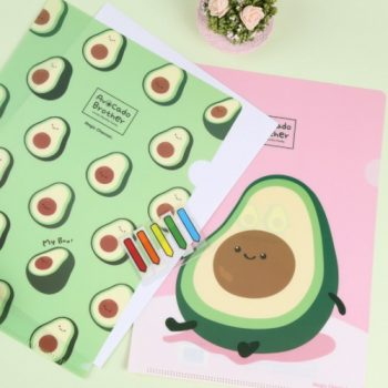 Avocado Brother File Folder Pose 1