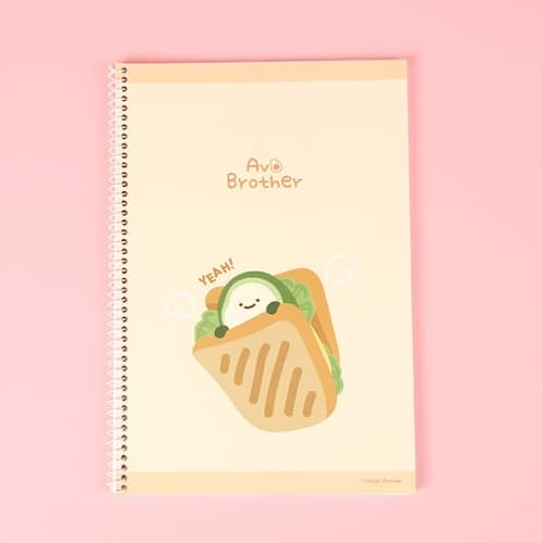 Avocado Brother Mini Notebook