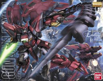 Gundam Wing 1/100 Master Grade Gundam Epyon EW Ver