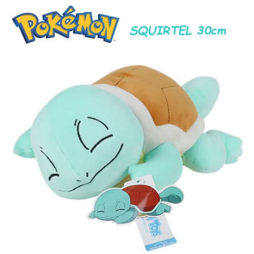 Sleeping Squirtle Plushie