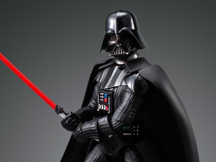 1/12 Darth Vader Model Kit Pose 3