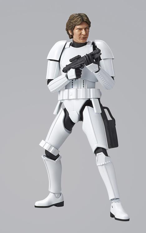 1/12 Han Solo Stormtrooper Model Kit Pose 5