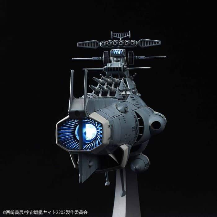 1/1000 Space Battleship Yamato 2202 Dreadnought Pose 9