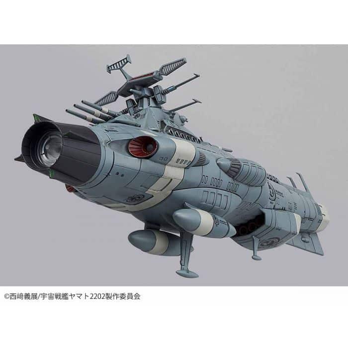 1/1000 Space Battleship Yamato 2202 Dreadnought Pose 5