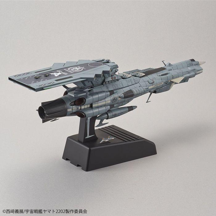 1/1000 Space Battleship Yamato 2202 UNCF AAA Class DX Pose 7