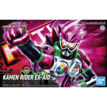 Ex-Aid Action Gamer Level 2 Figure Rise Standard Box