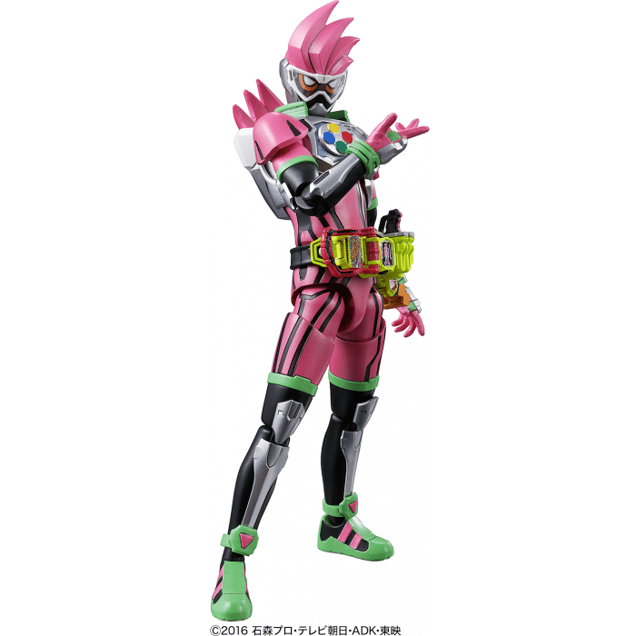 Ex-Aid Action Gamer Level 2 Figure Rise Standard Pose 3