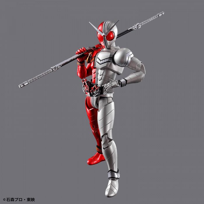 Kamen Rider Double Heatmetal Figure Rise Standard Pose 2