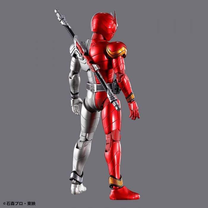 Kamen Rider Double Heatmetal Figure Rise Standard Pose 3