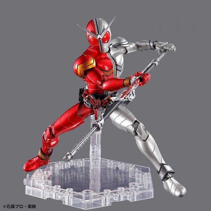 Kamen Rider Double Heatmetal Figure Rise Standard Pose 6