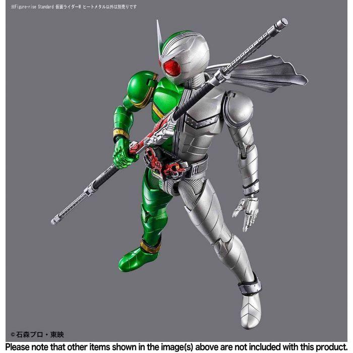 Kamen Rider Double Heatmetal Figure Rise Standard Pose 7