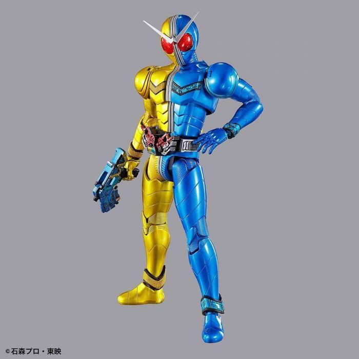 Double Lunatrigger Figure Rise Standard Pose 4