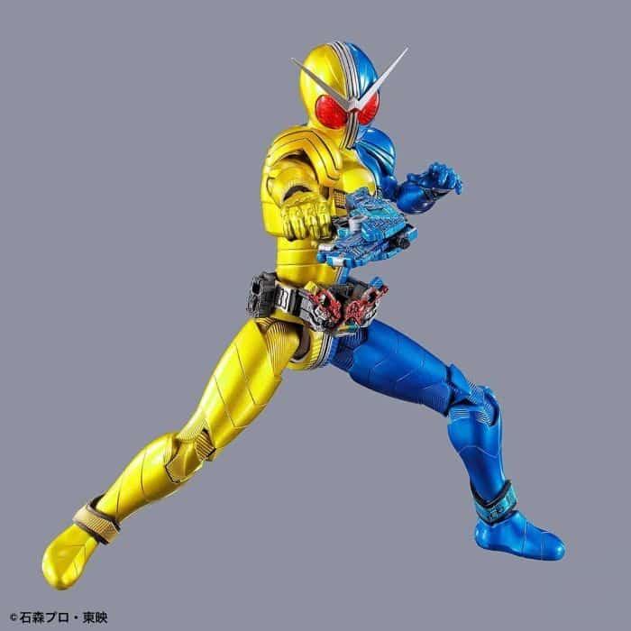 Double Lunatrigger Figure Rise Standard Pose 5