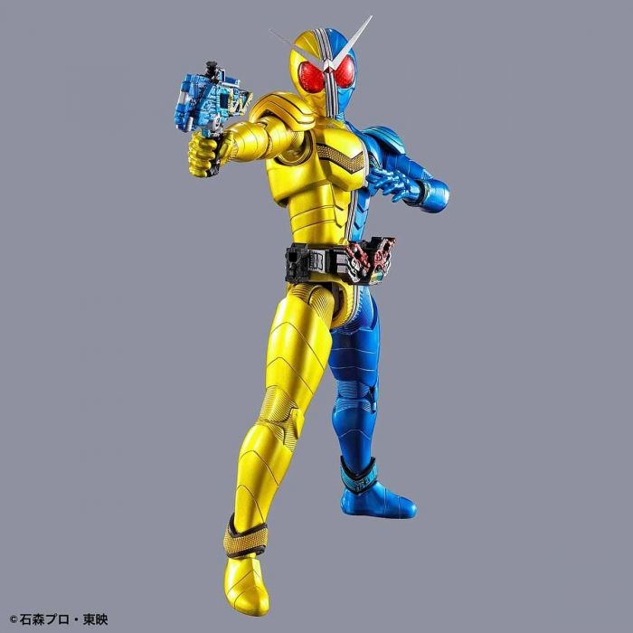 Double Lunatrigger Figure Rise Standard Pose 6