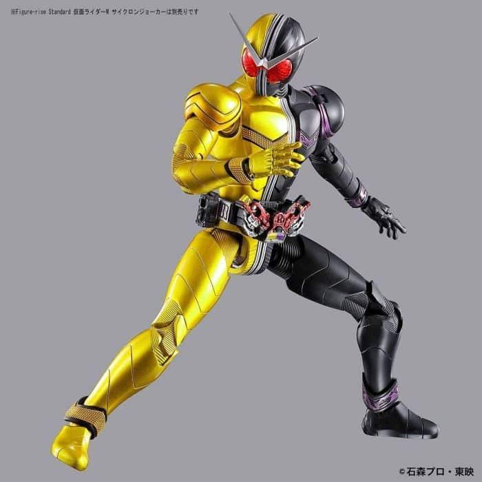 Double Lunatrigger Figure Rise Standard Pose 8