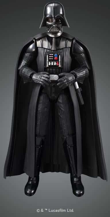 1/12 Darth Vader Model Kit Pose 2
