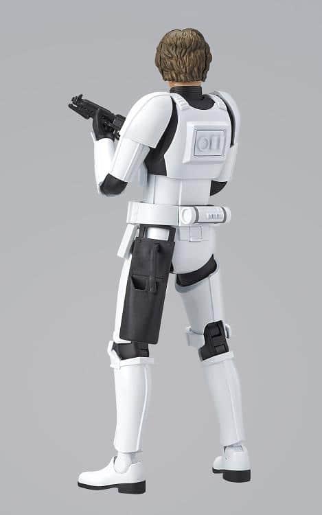 1/12 Han Solo Stormtrooper Model Kit Pose 4