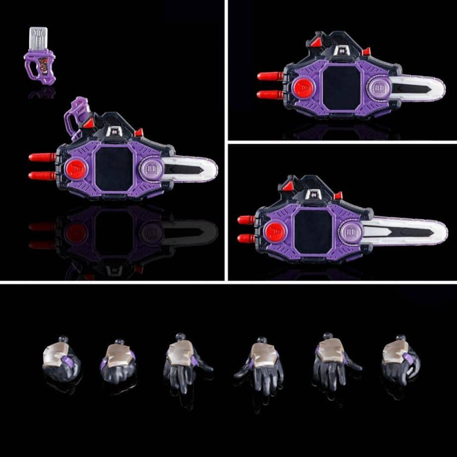 Kamen Rider Genm Action Gamer Leve 2 Figure Rise Standard Pose 7