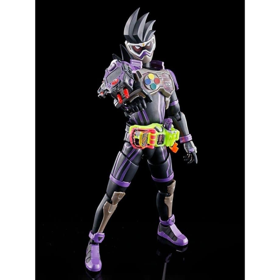 Kamen Rider Genm Action Gamer Leve 2 Figure Rise Standard Pose 1