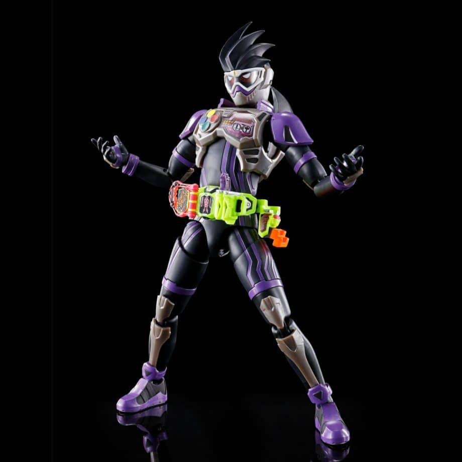 Kamen Rider Genm Action Gamer Leve 2 Figure Rise Standard Pose 4