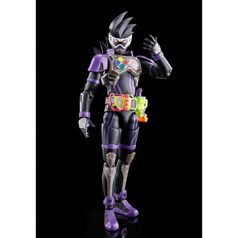 Kamen Rider Genm Action Gamer Leve 2 Figure Rise Standard Pose 2