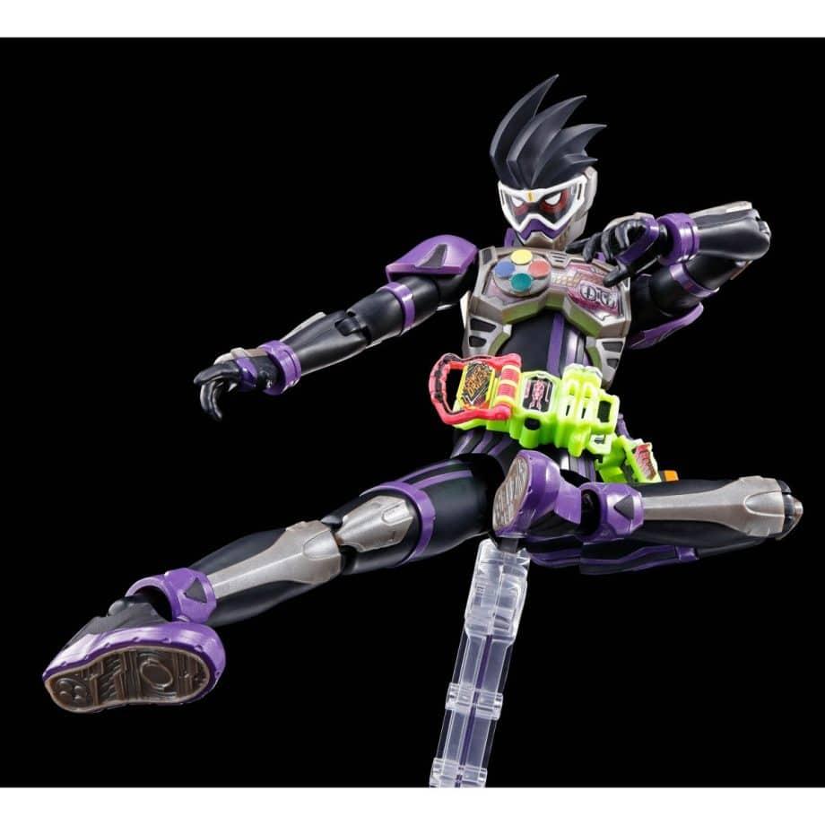 Kamen Rider Genm Action Gamer Leve 2 Figure Rise Standard Pose 5