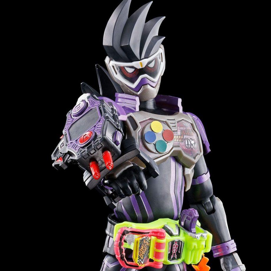 Kamen Rider Genm Action Gamer Leve 2 Figure Rise Standard Pose 6