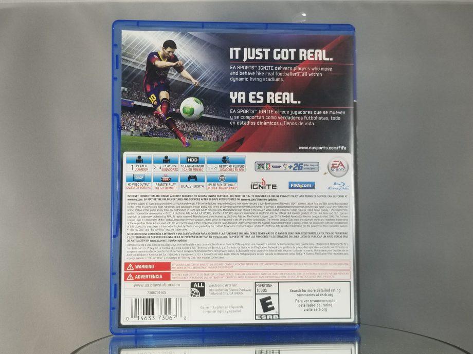 FIFA 14 Back