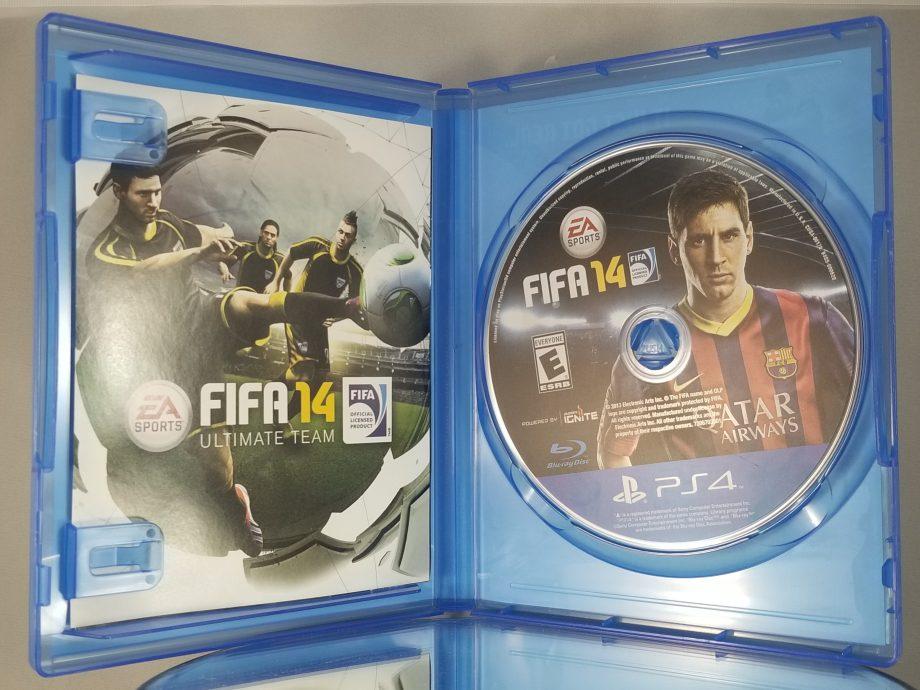 FIFA 14 Disc